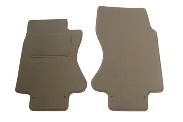 Jaguar S Type Interior Carpet Mats Pre 2002 Models - Left-Hand Drive